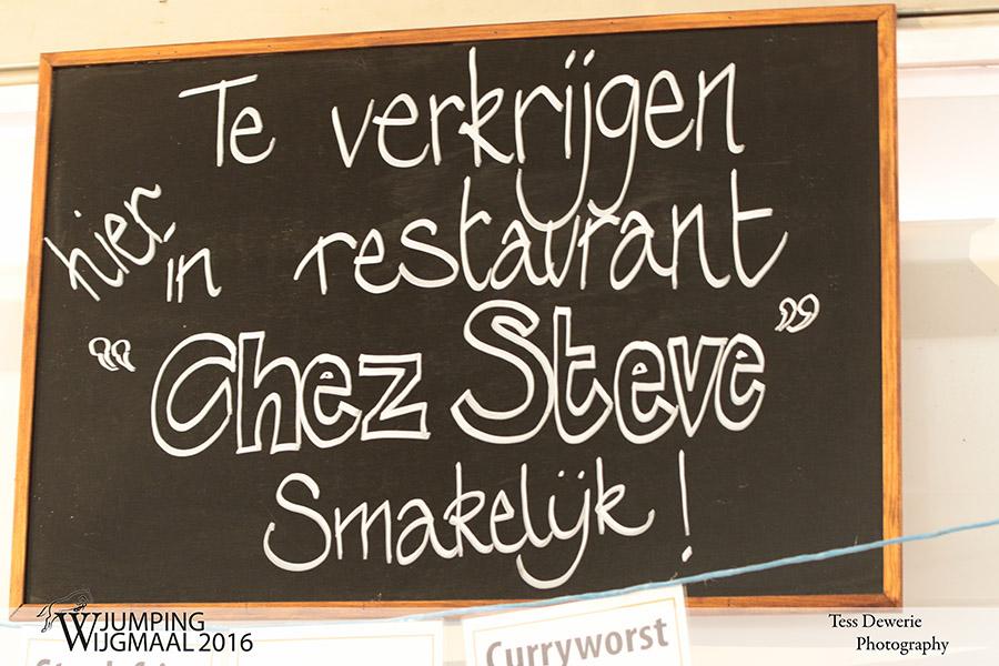 Restaurant Chez Steve